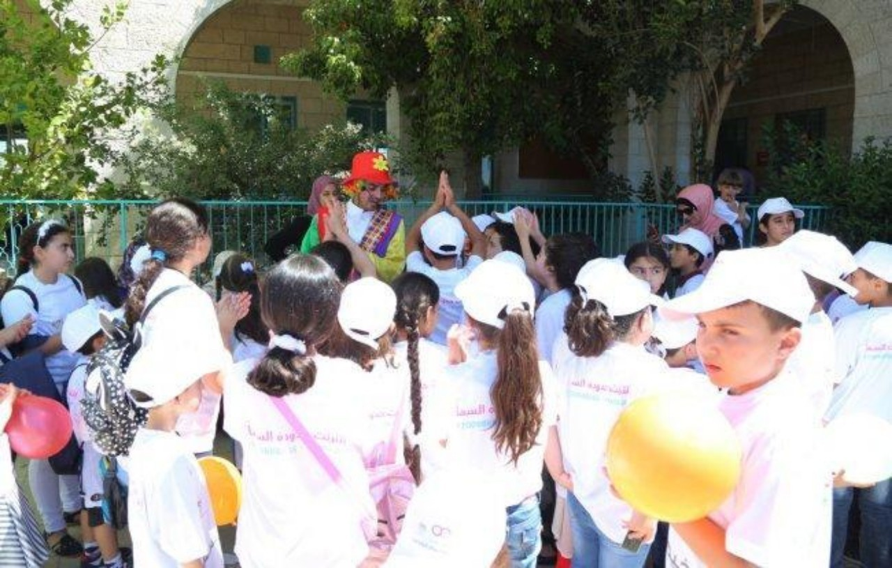 إقبال كبير على مخيمات القرب ونجاح البرنامج التنشيطي للأطفال واليافعين
