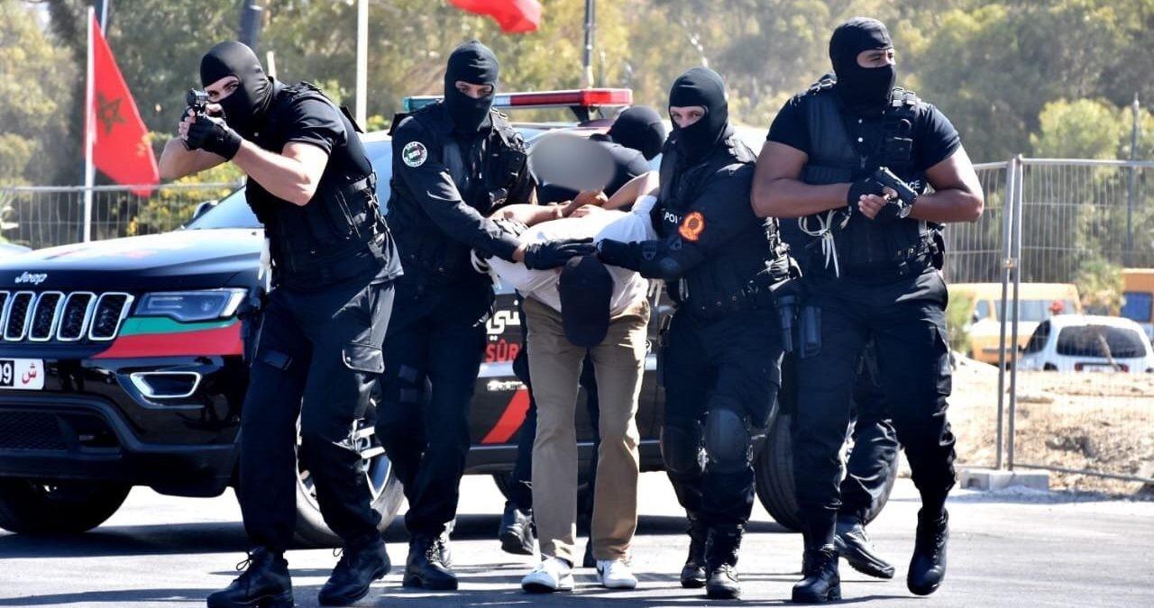 مكافحة العصابات تعتقل جانحا خطيرا متهما بالاتجار في الأقراص المهلوسة بسلا