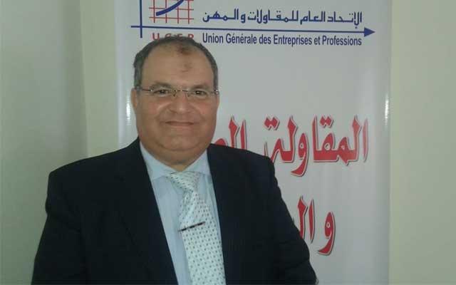 محمد ذهبي:  الكاتب العام للاتحاد العام للمقاولات والمهن