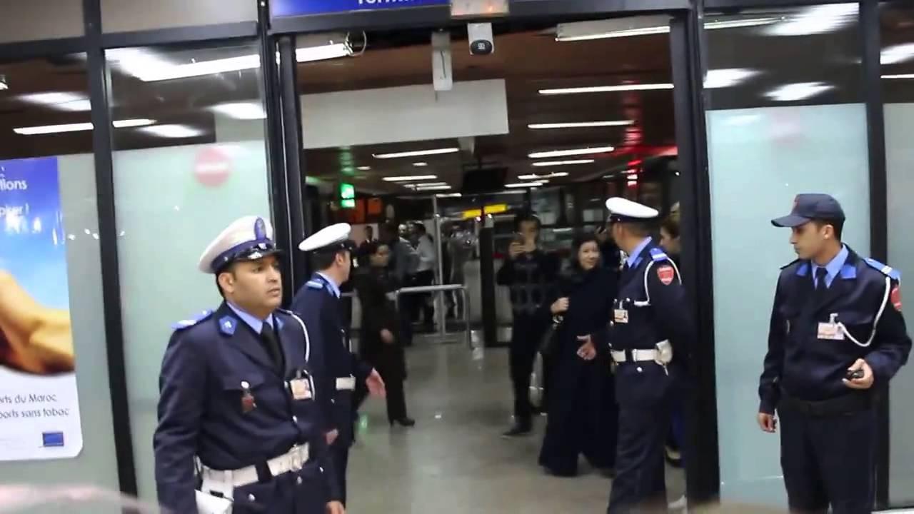 """أمن مطار محمد الخامس الدولي يوقف أجنبيا مبحوثا عنه من طرف """"الأنتربول"""""""