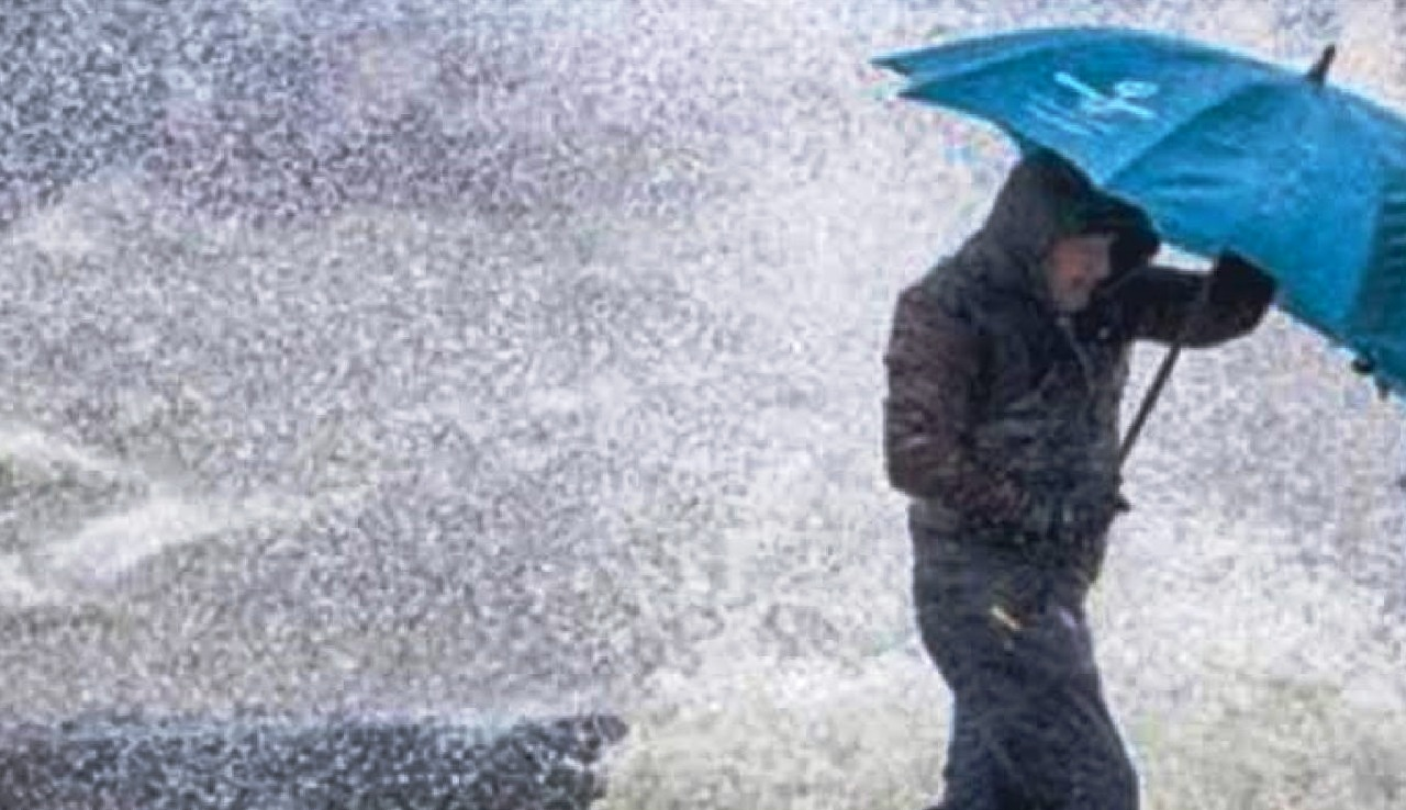 أمطار رعدية قوية اليوم الثلاثاء بعدد من أقاليم المملكة