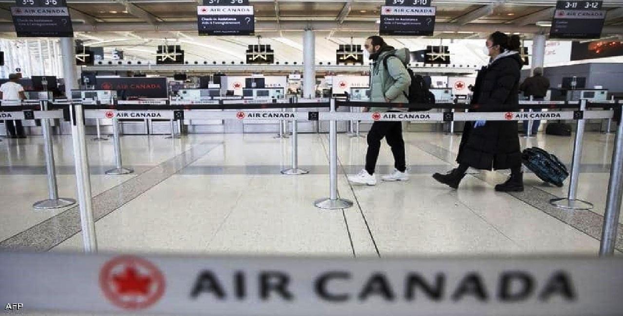 كندا تُعْلِنْ تَعْلِيقْ الرحلات القادمة من المغرب