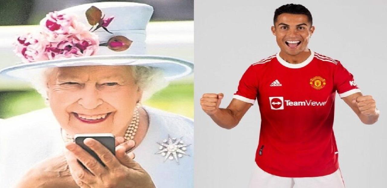 هذه قصة ملكة بريطانيا وطلبها الغريب من رونالدو.. توضيح جديد!