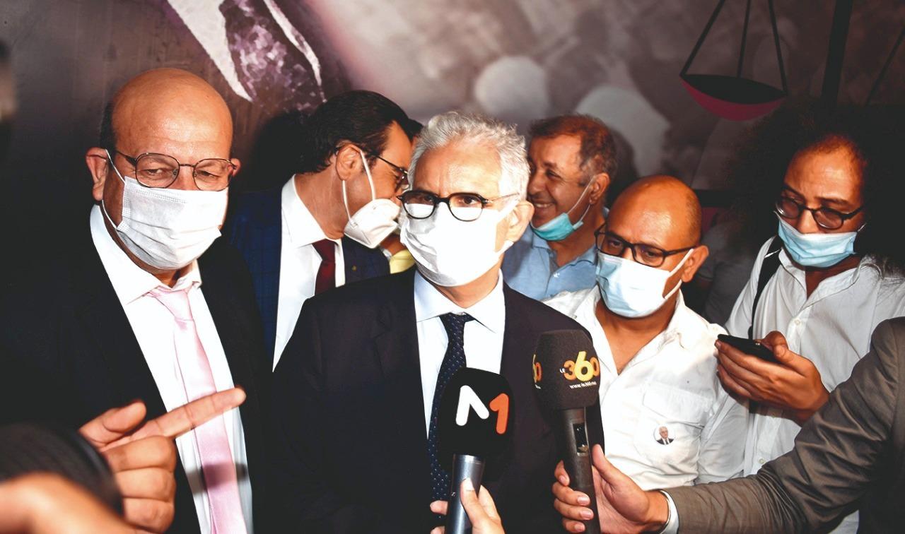 تصريح الدكتور نزار بركة الأمين العام لحزب الاستقلال مباشرة بعد إعلان النتائج الأولية لاستحقاق 8 شتنبر