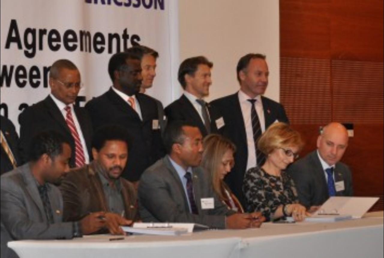 وفد إثيوبي رفيع المستوى في زيارة عمل للمغرب