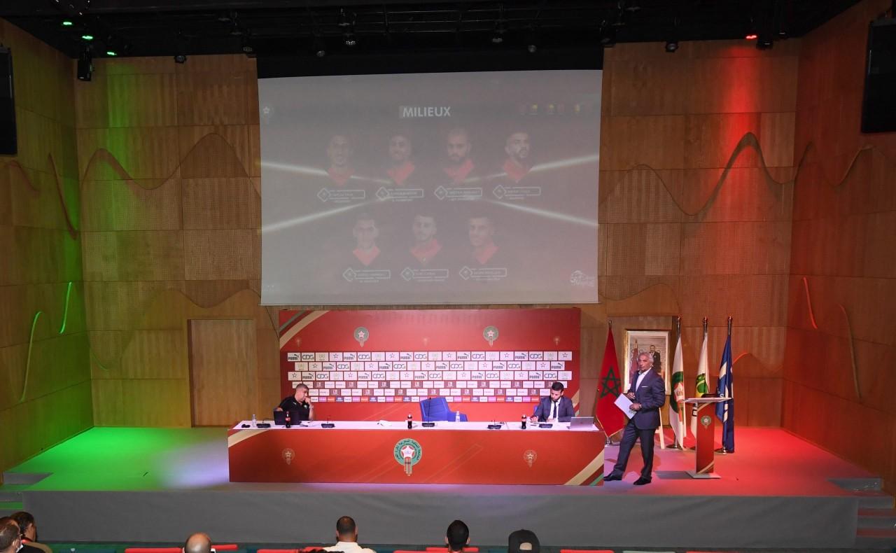 حليلوزيتش يكشف عن اللائحة النهائية للمنتخب الوطني لمباريات غينيا وغينيا بيساو