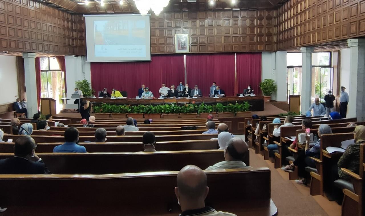 الجماعات الترابية تعقد دوراتها الاستثنائية خلال شهر أكتوبر الجاري