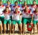 المنتخب الوطني لكرة القدم الشاطئية ينهي تجمعه الاعدادي