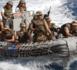 وحدات قتالية تابعة للبحرية الملكية تحبط عملية كبيرة للتهريب الدولي للمخدرات