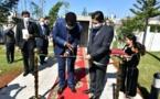 """<div align=""""right"""">تدشين سفارة جمهورية زامبيا بالمغرب"""