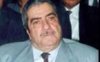 """<div align=""""right""""> أفيلال زعيم ومؤسس نقابة الاتحاد العام للشغالين بالمغرب في ذمة الله"""