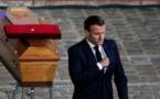 """فرنسا تدعو إلى وقف المقاطعة و ماكرون يغرد بالعربية """"لاشيئ يجعلنا نتراجع"""""""