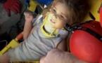 زلزال أزمير.. إنقاذ طفلة تركية بعد بقائها تحت الأنقاض 91 ساعة