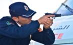 ضابط شرطة بالدار البيضاء يضطر لاستعمال سلاحه الوظيفي خلال عملية لتوقيف ثلاثة أشخاص