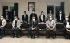المكتب الإقليمي بالرباط يعقد اجتماعا تنظيميا