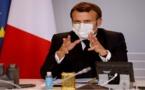 ماكرون يمهلُ قادة المسلمين في فرنسا 15 يوماً