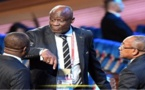 الكاف يٌمَدِّد فترة تكليف الكونغولي أوماري بتولي رئاسة الكاف بالنيابة