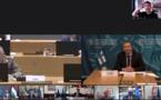 صحفي هولندي يخترق اجتماع وزراء دفاع الاتحاد الأوروبي