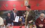 احتفال الجالية المغربية بعيد الاستقلال وذكرى المسيرة الخضراء