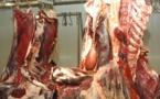 حجز 90 كيلوغرام من اللحوم الفاسدة بدرب السلطان