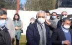 لحظات مؤثرة في جنازة مهيبة للقيادي الاستقلالي والوزير السابق «محمد الوفا» وقياديون يودعونه