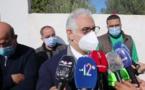 الدكتور نزار بركة يقدم واجب العزاء في فقيد الحزب الكبير المناضل الاستقلالي الغيور «محمد الوفا»