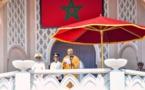 جلالة الملك محمد السادس يُهَنِّئُ قادة الدول بحلول سنة 2021