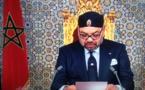 جلالة الملك يبعث ببرقية تعزية لعائلة عبد الرحيم الحجوجي العلمي