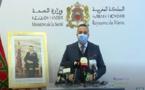 الحصيلة النصف شهرية لوزارة الصحة حول جائحة كوفيد-19 بالمغرب