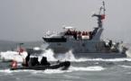 البحرية الملكية تنقذ مرشحين للهجرة غير الشرعية بينهم جثتان لامرأة ورضيع