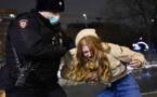 التحريض على التظاهر.. روسيا تعاقب منصات التواصل الاجتماعي