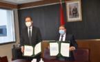 توقيع اتفاقية شراكة بين المديرية العامة للجماعات الترابية والمعهد العالي للإعلام والاتصال