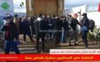 بالفيديو: بلطجية يعتدون على صحفيين بمقبرة بلعباس بسلا