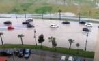 تساقطات مطرية قوية أغرقت أحياء بكاملها في مدينة طنجة