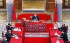 جلالة الملك يصادق في المجلس الوزاري على عدة مشاريع من بينها قانون إطار لتعميم التغطية الإجتماعية للمغاربة