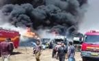 قتيلان وجرحى.. «إنفجار غازي مروّع» بـ«إيران»