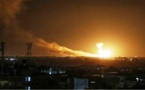 مقتل مدني أجنبي وجرح جندي أمريكي في هجوم صاروخي على أربيل