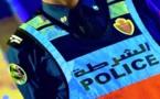 اعتقال مقدم شرطة هدد شخصاً بواسطة السلاح الأبيض المقرون بالضرب والجرح