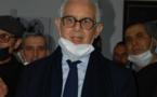 الاخ نزار بركة في زيارة لمقر حزب الاستقلال بالقصر الكبير بعد إصلاحه وتأهيله