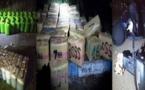 إجهاض عملية للتهريب الدولي للمخدرات وحجز أزيد من أربعة أطنان من مخدر الشيرا
