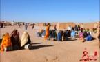 قنصلية المغرب ببروكسيل تفضح الانتهاكات الحقوقية المرتكبة في حق النساء المحتجزات بمخيمات تندوف