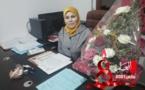 الاحتفاء بأول امرأة عدل بالعرائش بمناسبة عيد المرأة