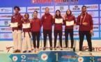 في أول مشاركة له التايكواندو المغربي يتربع على عرش بطولة تركيا المفتوحة