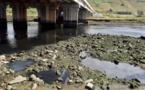 تلوث مياه وادي أبي رقراق يثير القلق