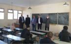 انطلاق امتحانات الدورة الخريفية بمركز الحسيمة الخاصة بكلية العلوم القانونية والاقتصادية والاجتماعية طنجة