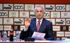 خليلوزيتش يكشف عن اللائحة النهائية للمنتخب الوطني لمباراتي موريتانيا وبورندي