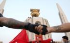 """اشتباكات بين شرطة """"التايلاند"""" ومحتجين بالقرب من """"قصر الملك"""""""
