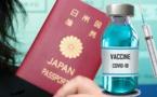 اليبان أول دولة تعتمد جوازات سفر اللقاحات