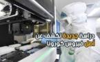 دراسة جديدة تكشف عن أصل فيروس كورونا
