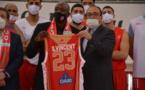الدبلوماسية الرياضية تتعزز بسلا بحضور وفد من NBA و سفارة أمريكا بالمغرب.